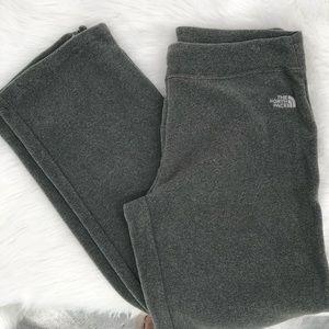 North Face Fleece Polartec Sweat Pants Womens